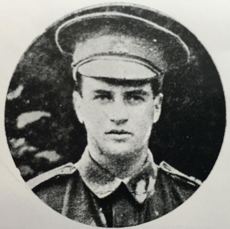 Acting Sergeant Frank Moritz Michaelis