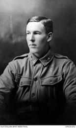 Acting Corporal Harold John Niven
