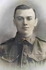 Sergeant Charles Franklin Fuhrmann