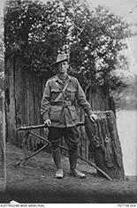 Lieutenant Alan James Kerr