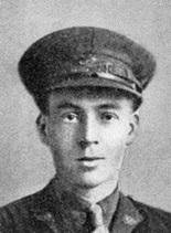 Lieutenant Waldon Esmond Warne-Smith