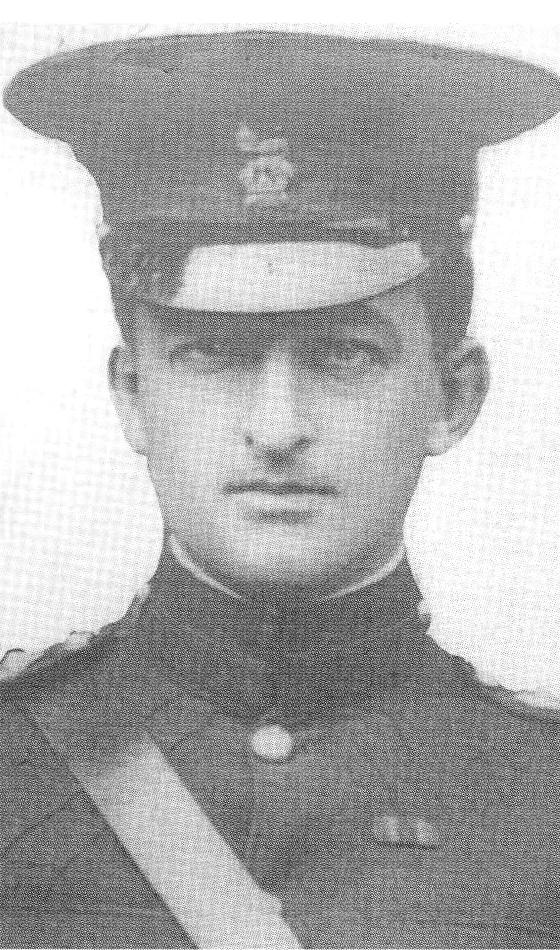 Captain Willam Organ Willis