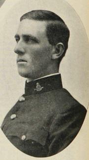 Lieutenant Clarence William Wolfenden