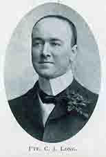 Private Cuthbert Jones Long
