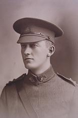 Lance Corporal John Cromwell Hurley