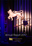 Wesley College Annual Report 2017
