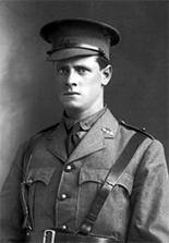 Second Lieutenant Alexander Beatty