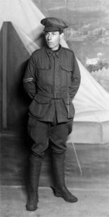 Corporal James (Jim) Dixon Rowlands