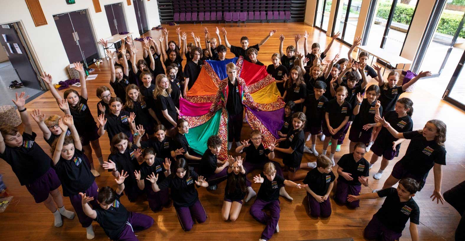 Importance of performing arts