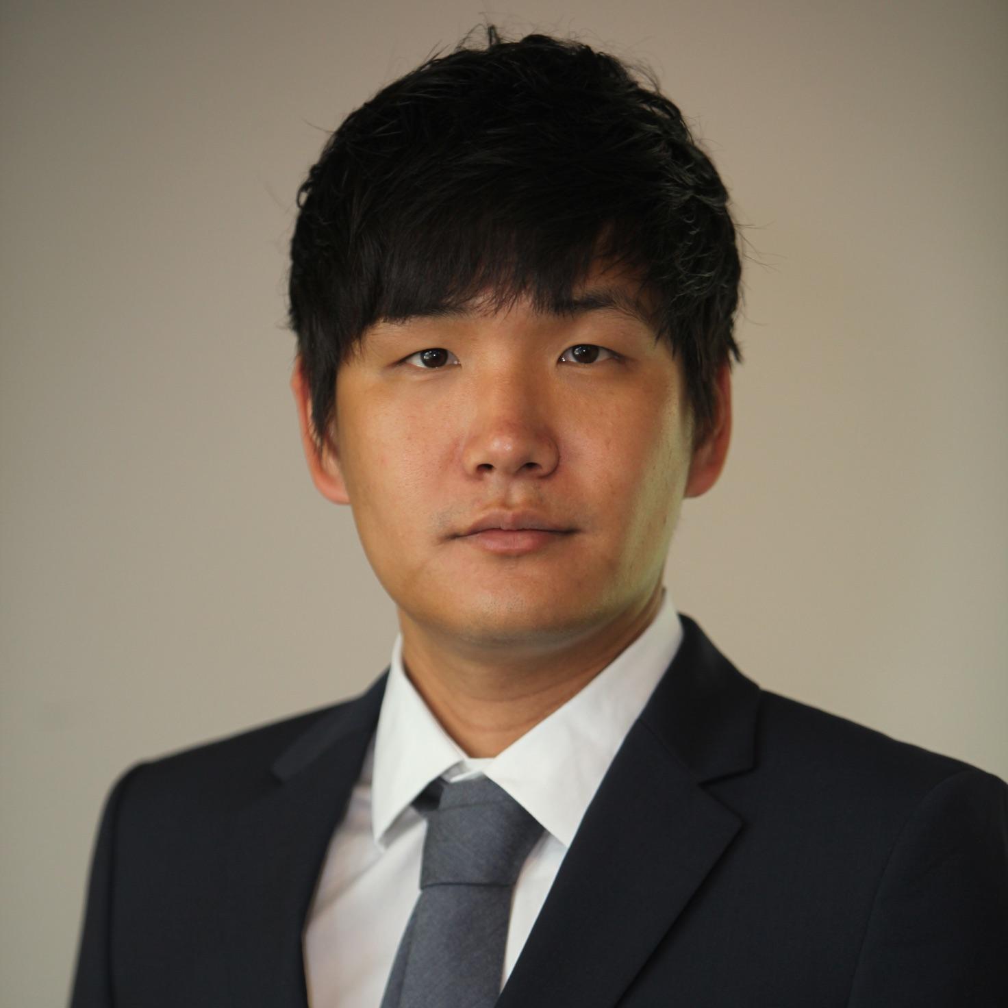 Portrait of Hyun Jong Park