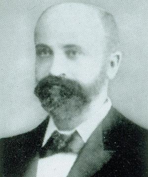 Headmaster Thomas Palmer MA LLB