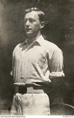 Second Lieutenant Norman James Greig