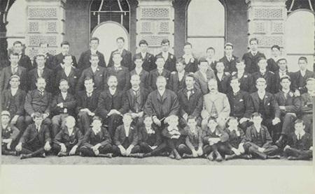 Wesley College Boarders