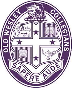Old Wesley Collegians' Association logo