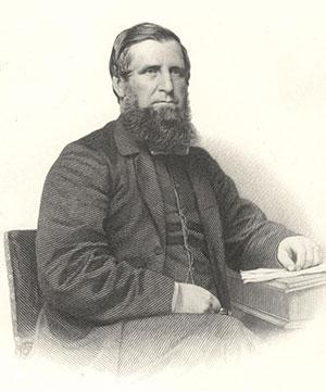 Reverend John Eggleston