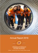 Yiramalay Annual Report 2016