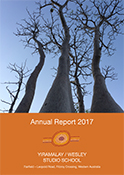 Yiramalay Annual Report 2017